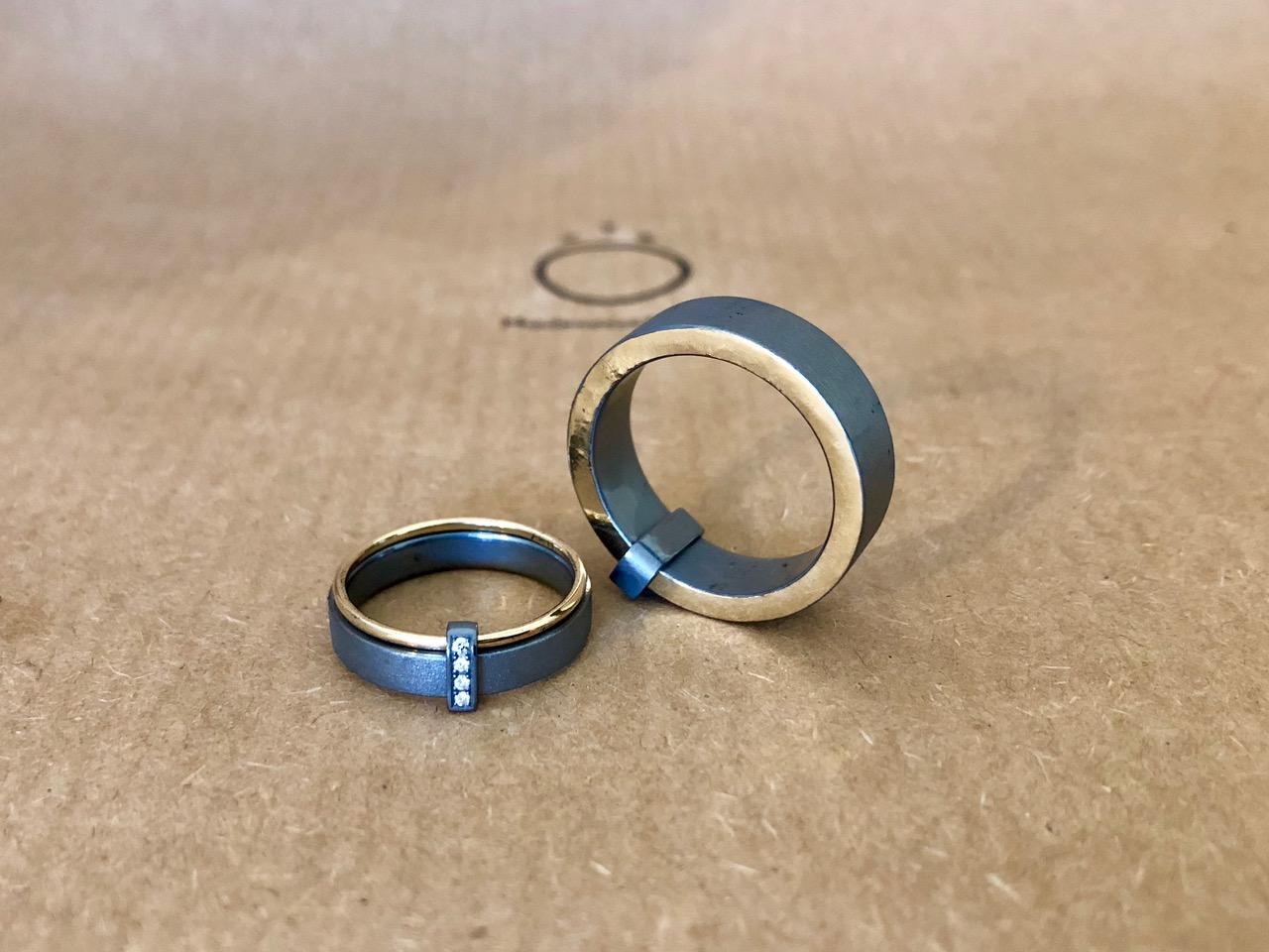 bijoutière, bijoux faire-trade, alliances, bijoux mariage, mademoiselle O, créatrice alliances